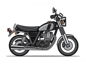 ネイキッドバイク