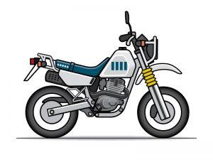 トレールバイク
