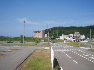 地方の自動車教習所