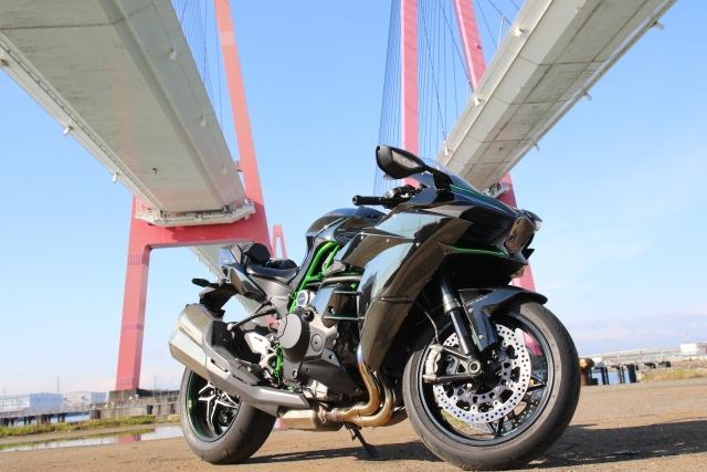 400㏄以上の大型バイク